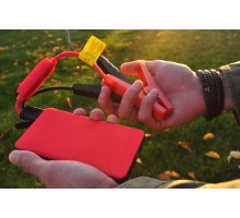 Бустер Jump Starter Power Bank 12 V 8000 mAh